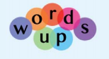 Words Up Logo