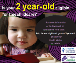 2 Year Old Advert