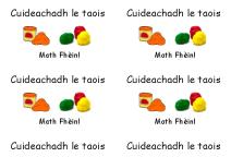 Gaelic Stickers