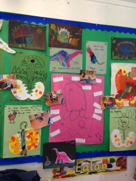 learning wall 2