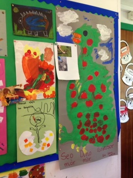 learning wall 3
