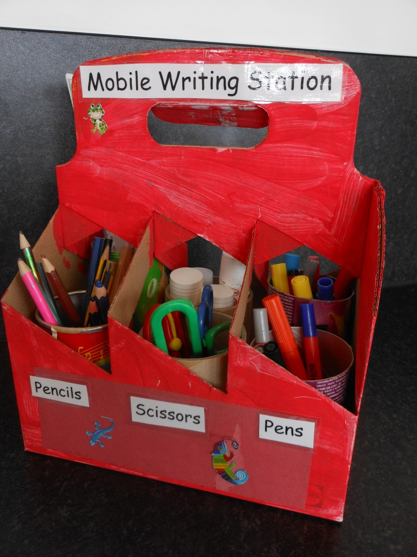 Mobile Writing Station North Kessock 1
