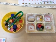 Numeracy and Fine Motor - Kiltearn