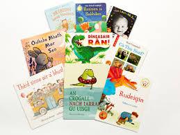 Gaelic books