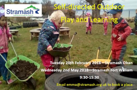 Stramash Play