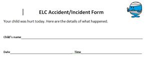 Accident & Incident