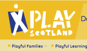 Play Scotland families