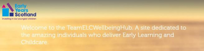ELC Wellbeing Hub Pic