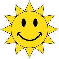 Summer smiley face 1