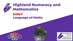 Language of Maths Training Video